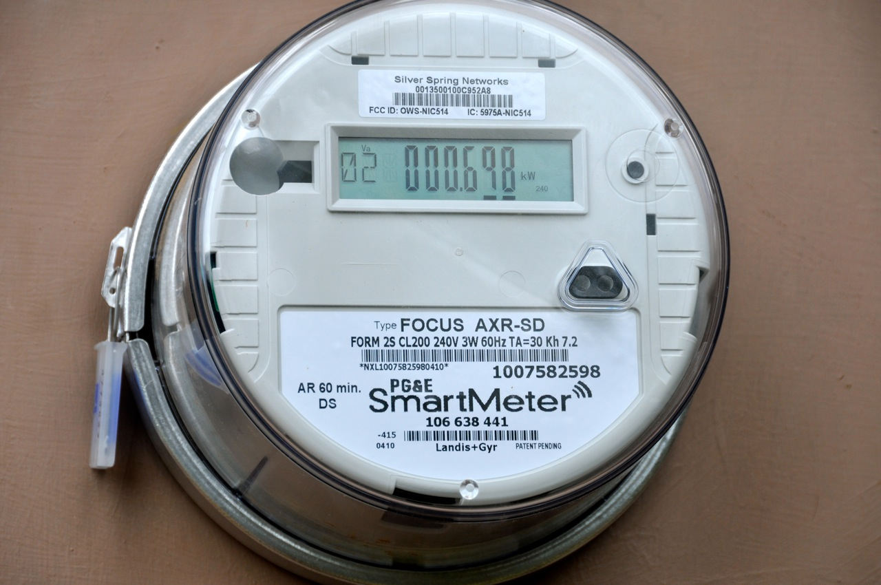 how to get free electricity from smart meter
