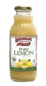 BottledLemonJuice