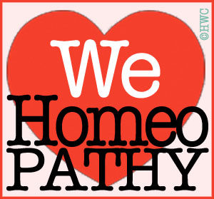 WE LOVE HOMEOPATHY