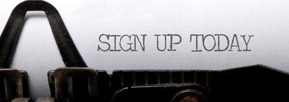 Homeopathic Newsletter Sign-Up